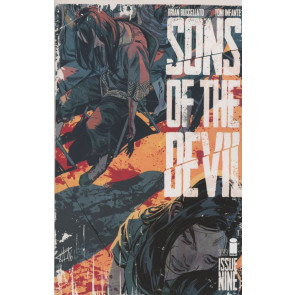 Sons of the Devil (2015) #9 VF/NM Image Comics
