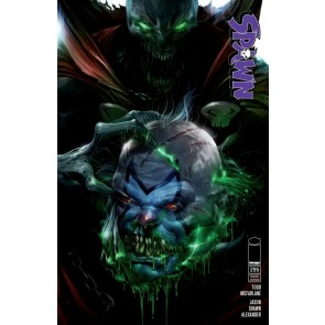 Spawn (1992) #295 VF/NM Francesco Mattina Cover Image Comics