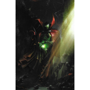 Spawn (1992) #291 VF/NM Francesco Mattina Virgin Variant Cover C Image Comics