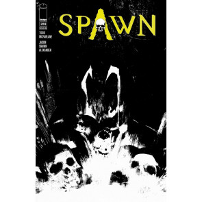 Spawn (1992) #289 VF/NM Jason Shawn Alexander Variant Cover B Image Comics