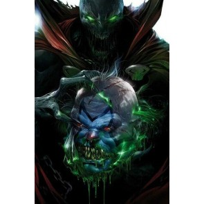 Spawn (1992) #295 VF/NM Francesco Mattina Virgin Variant Cover B Image Comics