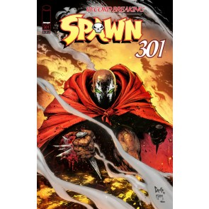 Spawn (1992) #301 VF/NM-NM Greg Capullo Cover B Image Comics
