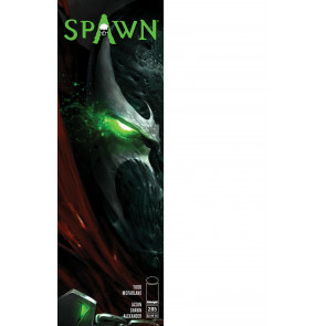 Spawn (1992) #285 VF/NM Francesco Mattina Masked Variant Cover B Image Comics