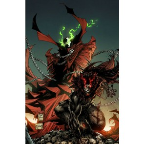 Spawn (1992) #307 VF/NM Covers A B C & D Regular Variant Cover Set Billy Kincaid