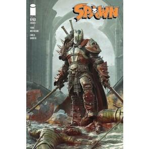 Spawn (1992) #321 VF/NM Björn Barends Cover Image Comics