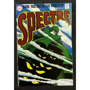 Spectre (1967) #10 VF- (7.5) Nick Cardy Murphy Anderson Last Issue