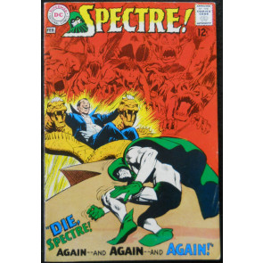 SPECTRE #2 FN/VF NEAL ADAMS COVER/ART
