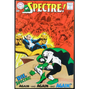 SPECTRE #2 VF NEAL ADAMS COVER/ART