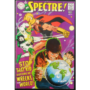 SPECTRE #4 FN/VF NEAL ADAMS COVER/ART
