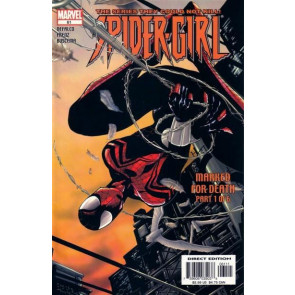 "SPIDER-GIRL #'s 61, 62, 63, 64, 65, 66 COMPLETE SET ""MARKED FOR DEATH"""