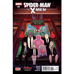 SPIDER-MAN AND THE X-MEN (2014) #6 VF/NM