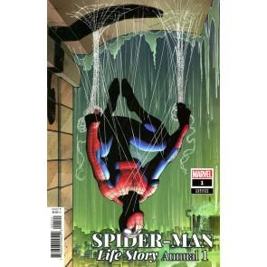 Spider-Man: Life Story Annual (2021) #1 VF/NM 1:25 John Romita Jr Variant Cover