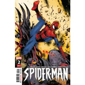 Spider-man (2019) #2 VF/NM Olivier Coipel Regular Cover