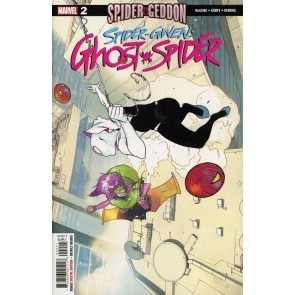 Spider-Gwen: Ghost-Spider (2018) #2 VF/NM Bengal Cover