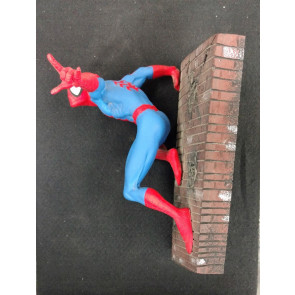 Spider-Man Limited Edition Wall Sculpture Statue Marvel Comics Without Box #3001