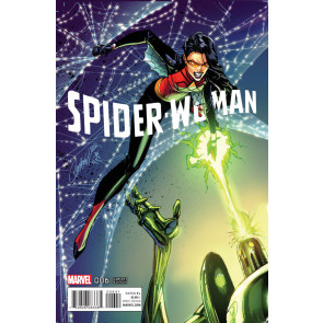 Spider-Woman (2015) #6 VF/NM J. Scott Campbell Connecting Variant Cover D