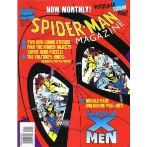 Spider-Man Magazine (1994) #2 of 19 VF