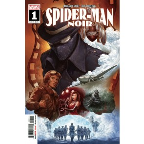 Spider-Man Noir (2020) #1 VF/NM Dave Rapoza Cover