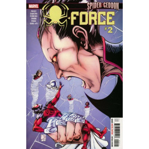 Spider-Force (2018) #2 VF/NM Shane Davis Regular Cover
