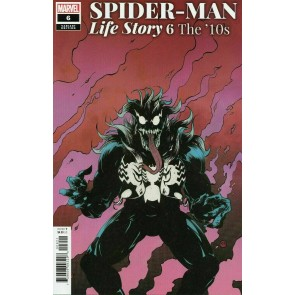 Spider-Man: Life Story (2019) #6 VF/NM-NM Paul Pope 1:25 Variant Cover