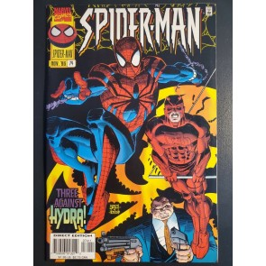 "Spider-Man #74 (1996) NM (9.4) ""Three Against Hydra"" Daredevil appearance 