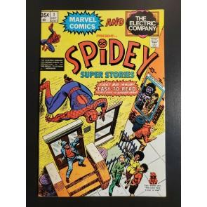 Spidey Super Stories #1 (1974) VF/ 8.0 1st Black Spider-Man pre Miles Morales|
