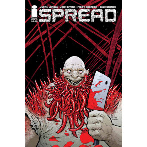 Spread (2014) #16 VF/NM Cover A Image Comics