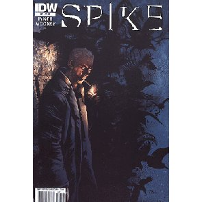 SPIKE #7 NM ONGOING SERIES IDW BUFFY ANGEL 2011