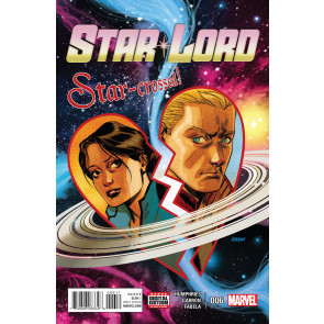 Star-Lord (2015) #6 VF/NM Guardians of the Galaxy