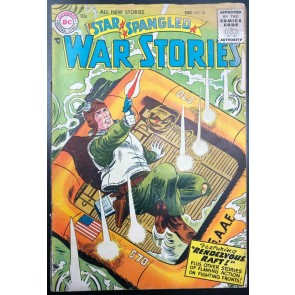 Star Spangled War Stories (1952) #52 VG (4.0) Russ Heath