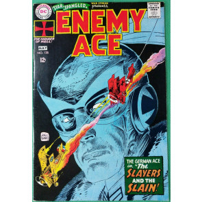 Star Spangled War Stories (1952) #138 FN- (5.5) featuring Enemy Ace