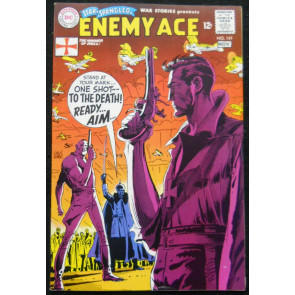 STAR SPANGLED WAR STORIES #141 ENEMY ACE KUBERT