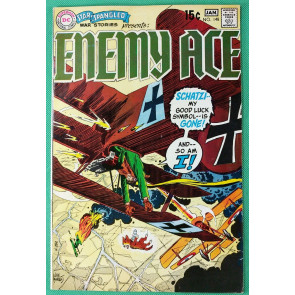 Star Spangled War Stories (1952) #148 VF- (7.5) featuring Enemy Ace
