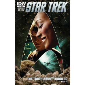 STAR TREK (2011) #11 NM IDW
