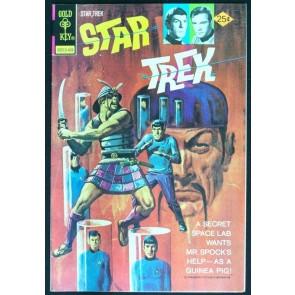 STAR TREK # 26 GOLD KEY 1977