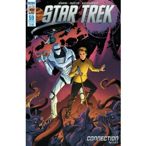 Star Trek (2011) #59 VF/NM ROM Subscription Variant Cover IDW