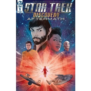 Star Trek: Discovery - Aftermath (2019) #1 VF/NM Angel Hernandez Cover IDW
