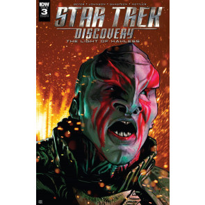 Star Trek: Discovery: The Light of Kahl (2018) #3 VF/NM IDW
