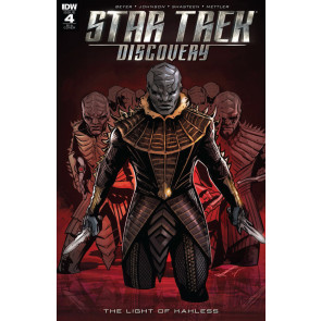 Star Trek: Discovery: The Light of Kahl (2018) #4 VF/NM IDW