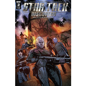 Star Trek: Discovery: Succession (2018) #2 VF/NM IDW
