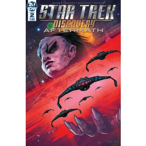 Star Trek: Discovery - Aftermath (2019) #2 VF/NM IDW