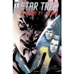 Star Trek: Manifest Destiny (2016) #1 of 4 VF/NM Klingon Variant IDW