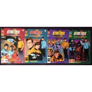 Star Trek Modala Imperative (1991) #1 2 3 4 NM (9.4) complete set