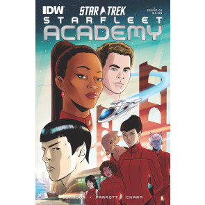 STAR TREK: STARFLEET ACADEMY (2016) #1 VF/NM IDW