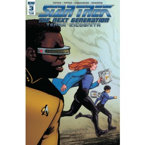 Star Trek: The Next Generation: Terra Incognita (2018) #3 VF/NM IDW