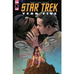 Star Trek: Waypoint Special 2019 VF/NM-NM Stephen Mooney Cover IDW
