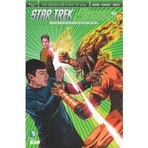 Star Trek/Green Lantern (2015) #3 of 6 VF/NM IDW Spectrum War