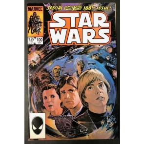 Star Wars (1977) #100 NM-