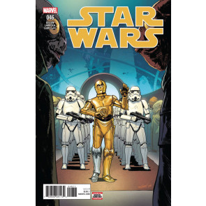 Star Wars (2015) #46 VF/NM