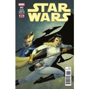 Star Wars (2015) #43 VF/NM David Marquez Regular Cover
